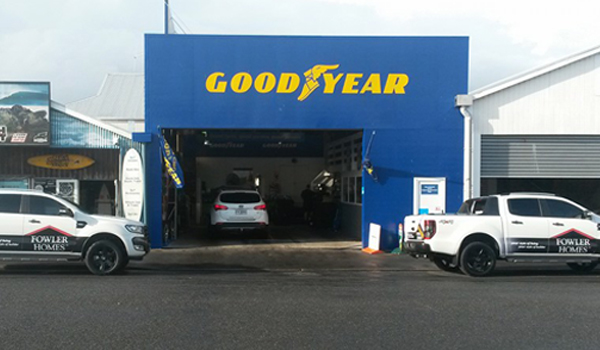 Goodyear Auto Service Centre store front