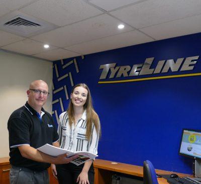 Tyreline Staff