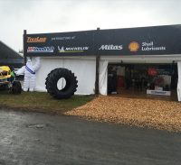 Tyreline at Field days 2018
