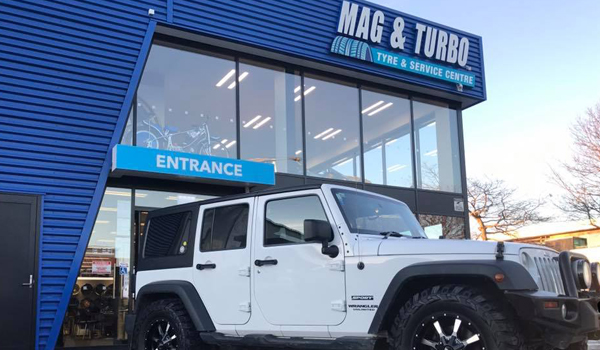 Mag & Turbo store front