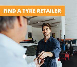 Find a Tyre Retailer