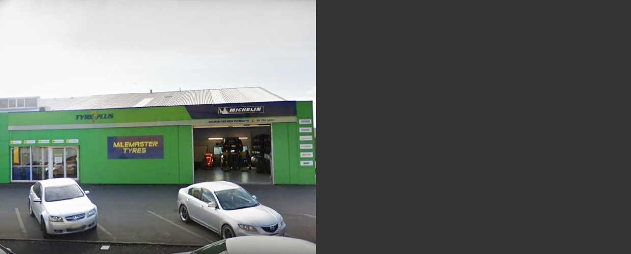 Advantage Tyres New Plymouth