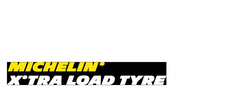 Michelin XTRA Load Tyre