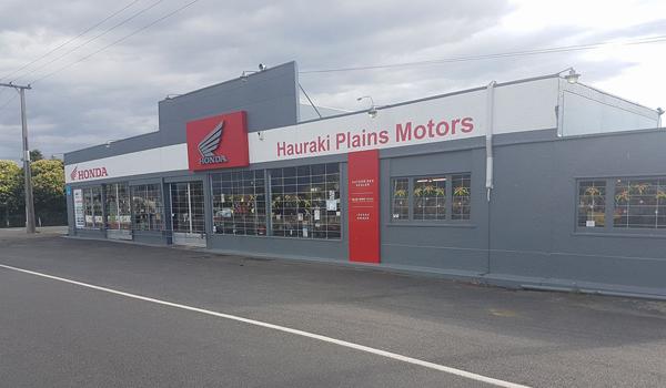 Hauraki Plains Motors
