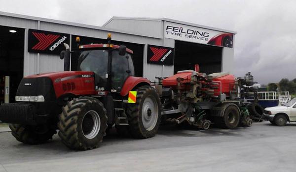 Feilding Tyre Service